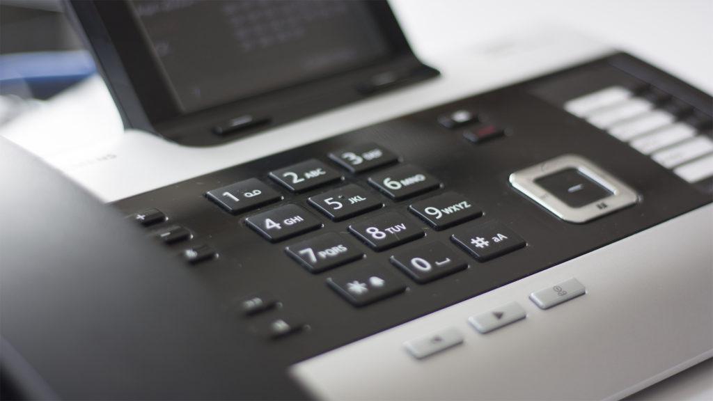 standard telephonique 3CX ipbx logiciel